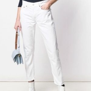 Polo by Ralph Lauren Kelly cropped jeans